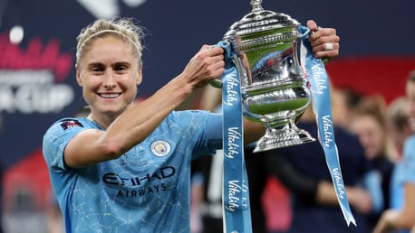 Steph Houghton 200: Leading by example