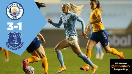 City 3-1 Everton: Full Match Replay