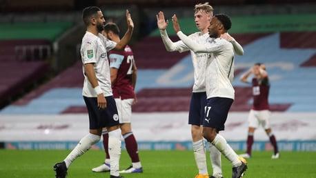 Burnley 0-3 City: le résumé du match