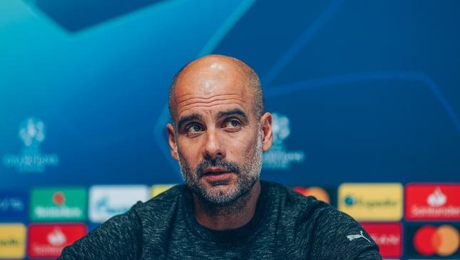 Pep Guardiola: Managing emotions and leadership crucial against Dortmund