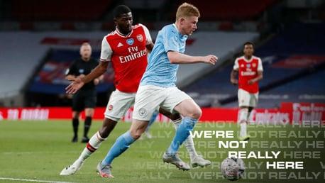 FA Cup semi-final highlights: Arsenal 2-0 City