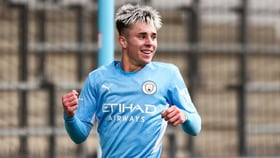 Knight: 'It's different class with City's first team players!'