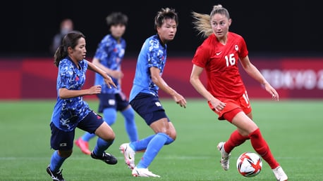 Canada draw with hosts Japan; shock defeat for USA