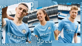 A different City: Introducing our 2021-22 home kit