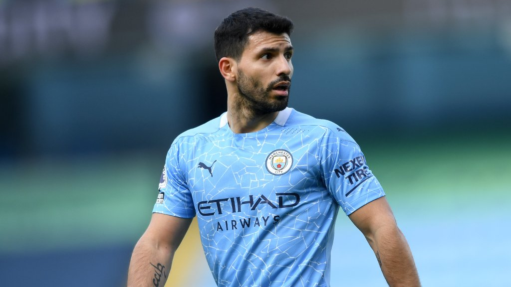 Guardiola: Aguero needs rhythm but his special quality will help us