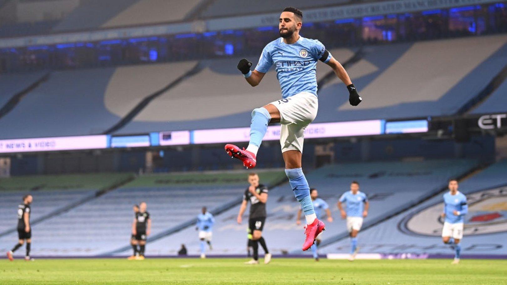 Mahrez goal nominated for Premier League award