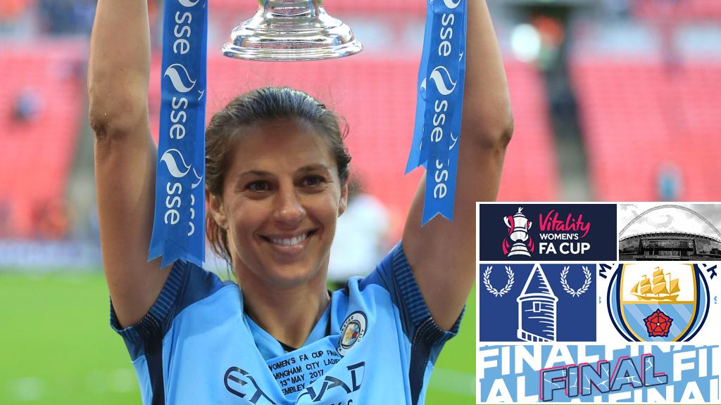 Carli Lloyd: I'll cherish FA Cup success forever
