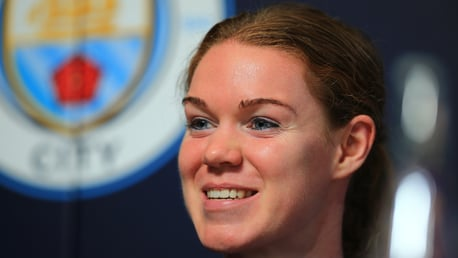 Cityzens press conference: Fans quiz Aoife Mannion
