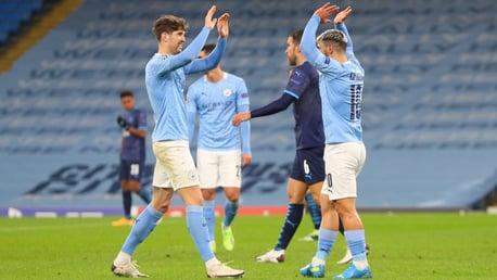 City 3-0 Marseille: Ulangan Penuh Pertandingan
