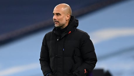 Guardiola: Performance and focus dictates selection
