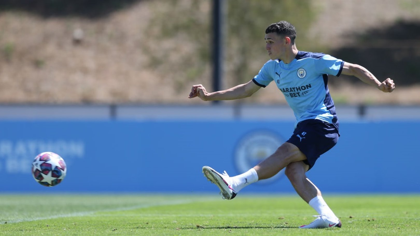 Southgate 'won't hesitate' to pitch Foden in