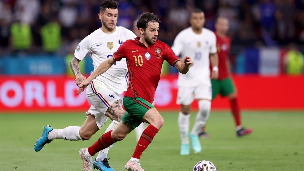City trio into last 16 after dramatic night at Euro 2020