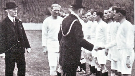 On this day: City's first game at Maine Road