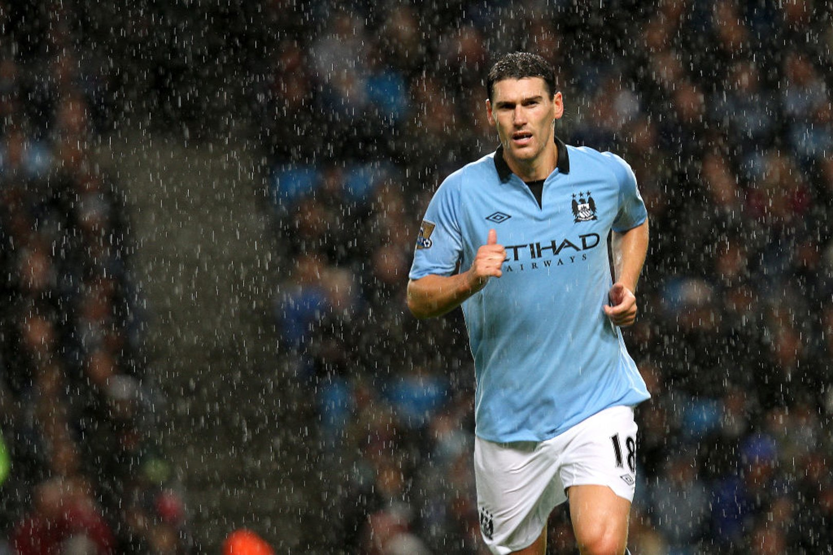 Gareth Barry retires from football