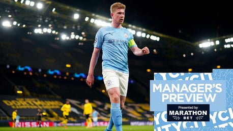 Pep Guardiola: De Bruyne in top condition for season finale