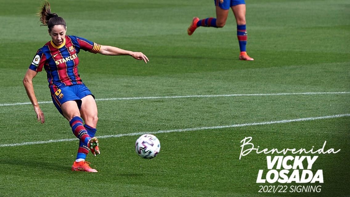 Vicky Losada: Skill dan Cuplikan Gol-gol