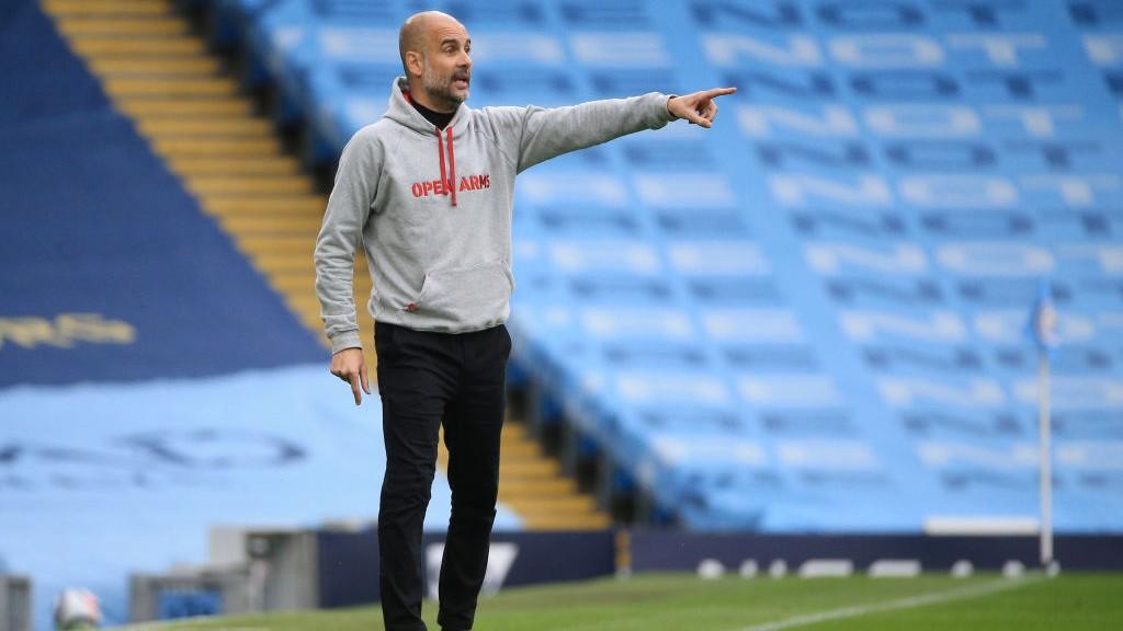Guardiola pede foco após derrota para o Chelsea