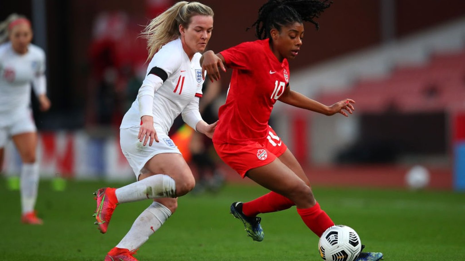 Lionesses conquered by Canada in friendly