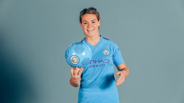 EUROPEAN DREAM : At the age of 18, she played in the first leg of the 2013/14 Women's Champions League against PK-35 Vantaa