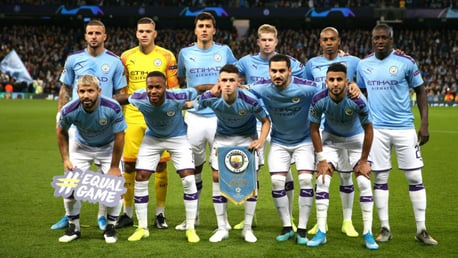 SQUAD GOALS: Our starting XI for the night