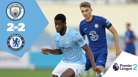 FULL MATCH REPLAY: EDS 2-2 Chelsea U-23s