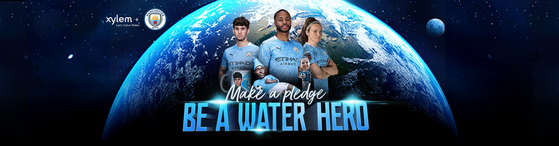 Be a Water Hero