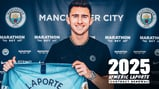 LAPORTE: City career so far...