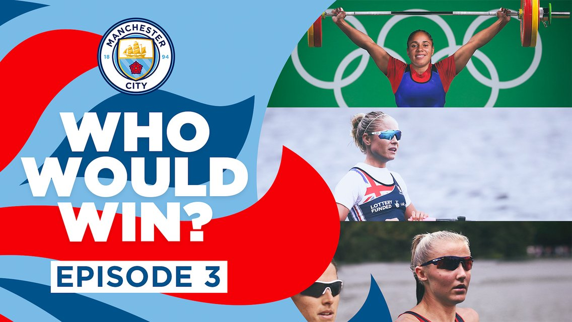 Episode 3: Which City players are most likely to win Olympic gold?
