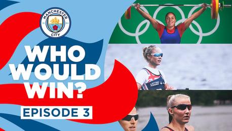 Episode 3: Pemain City Mana Yang Paling Mungkin Memenangkan Emas Olimpiade?
