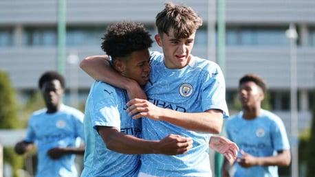 Sodje treble fires Under-18s to victory at Liverpool