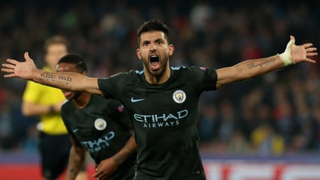 Watch Sergio Aguero's record-breaking 178 City goals