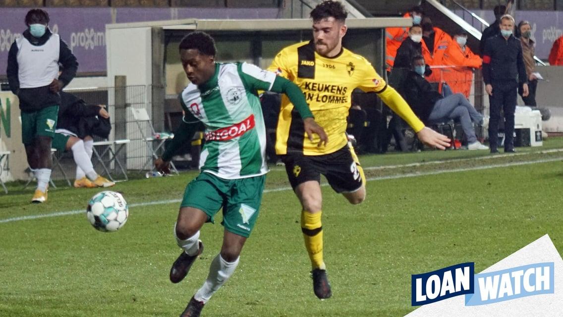 Loan Watch: Marlos Moreno