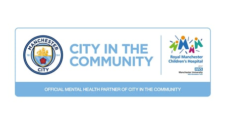 City team up with NHS to bolster mental health support for youngsters in Manchester