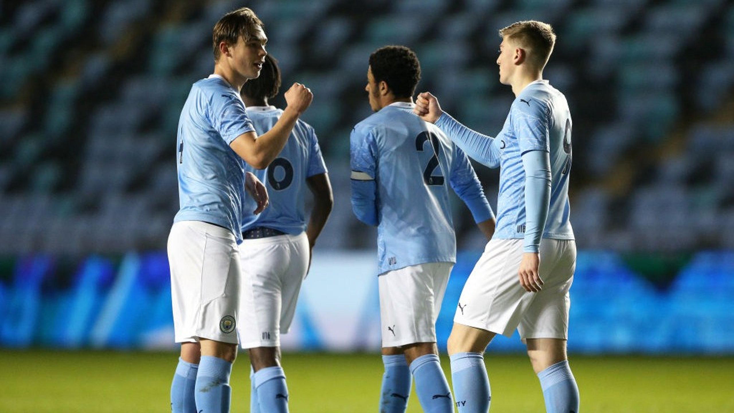 Delightful Delap effort helps City ease into FA Youth Cup fourth round