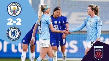City 2-2 Chelsea: Full-match replay