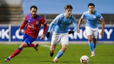 Highlights: EDS 1-1 Blackburn U23s