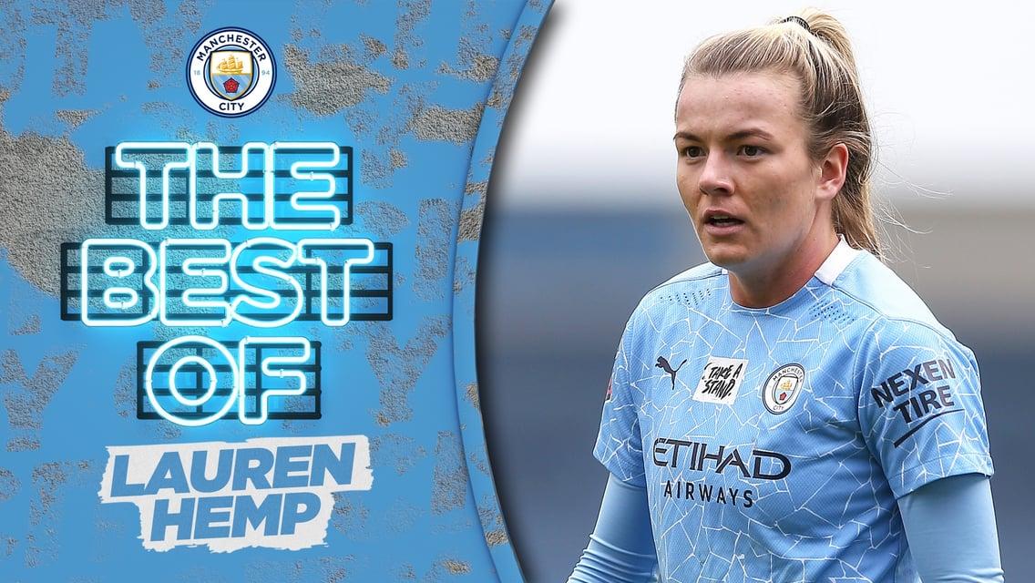 O melhor da Lauren Hemp