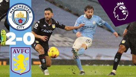 City 2-0 Aston Villa: resumen breve