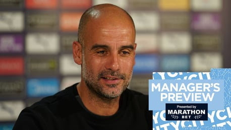 Guardiola braced for tough test against the Toffees