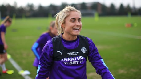 Houghton: We are so ready to be back!