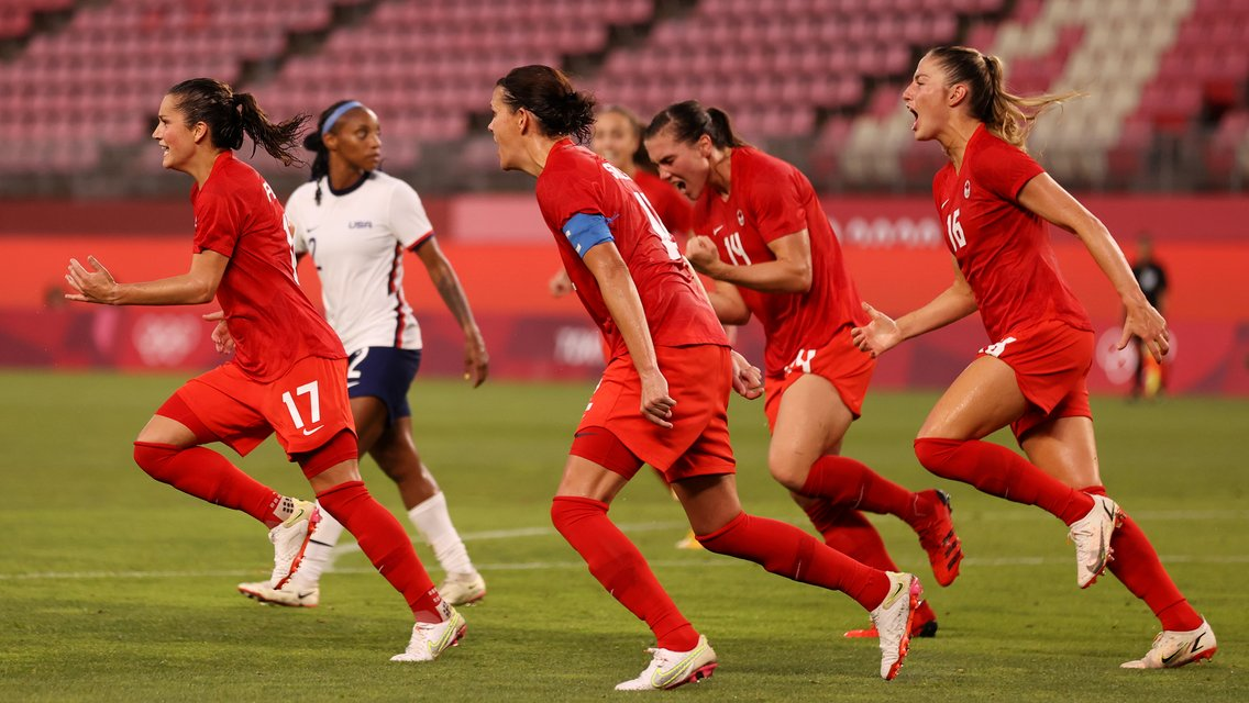 Beckie to play in Olympic Final