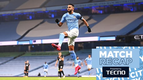 Match Recap: City 5-0 Burnley