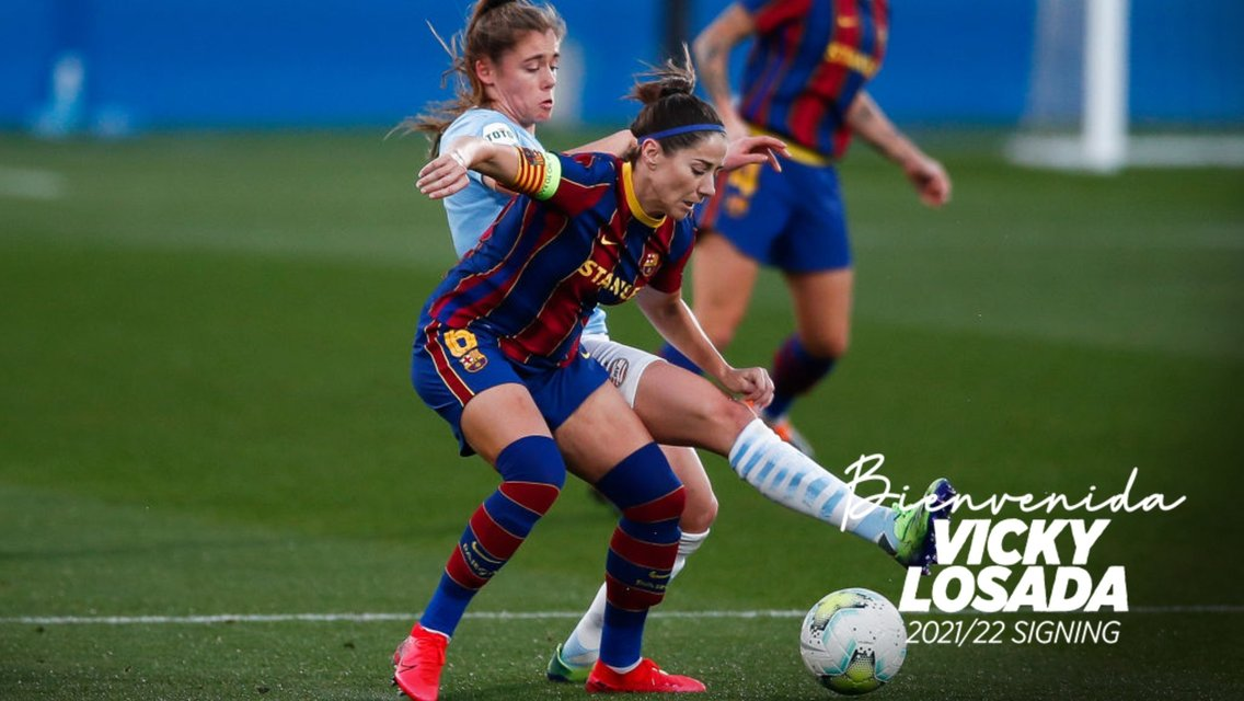 Vicky Losada: 10 things you didn't know