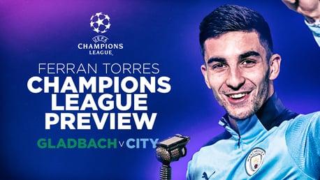 Ferran Torres Mengomentari Gol Liga Championsnya