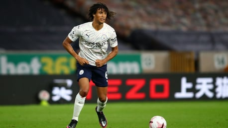 Ake: That was just the opening we wanted