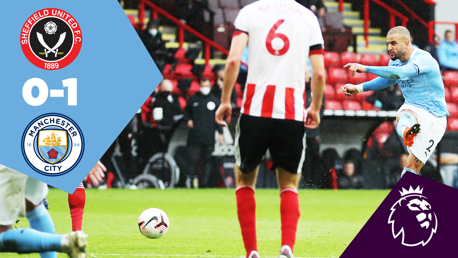 Full-match replay: Sheff Utd 0-1 City