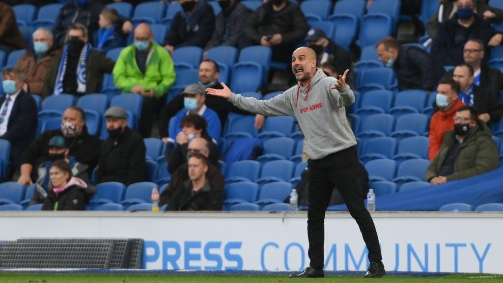 Guardiola se muestra optimista con la lesión de Gündogan