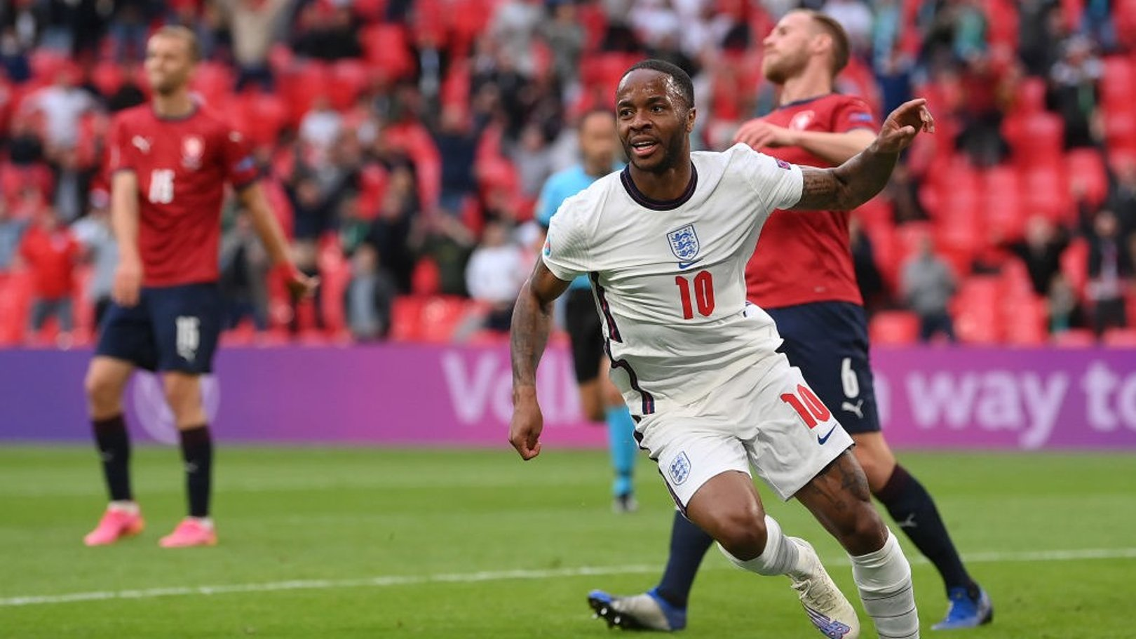 Raheem Sterling: Group win important for England