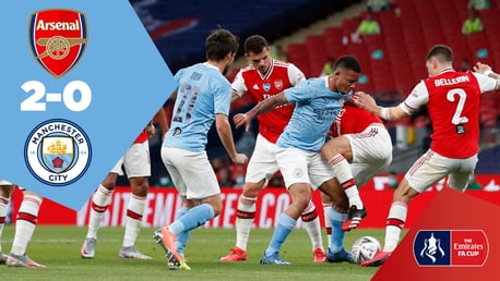 CITY+ 경기 리플레이 | 아스널 2 vs 0 CITY