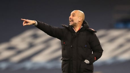 Pep Guardiola : « On doit se battre »